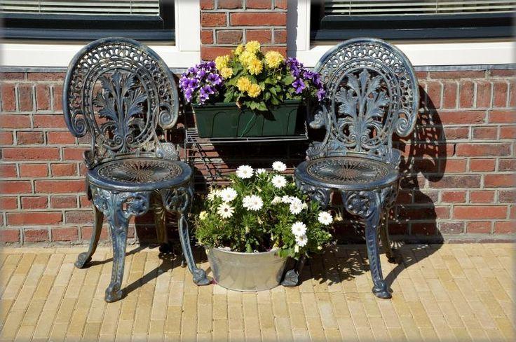 Trucos para poder tener plantas en terrazas con mucho viento - http://www.jardineriaon.com/trucos-para-poder-tener-plantas-en-terrazas-con-mucho-viento.html