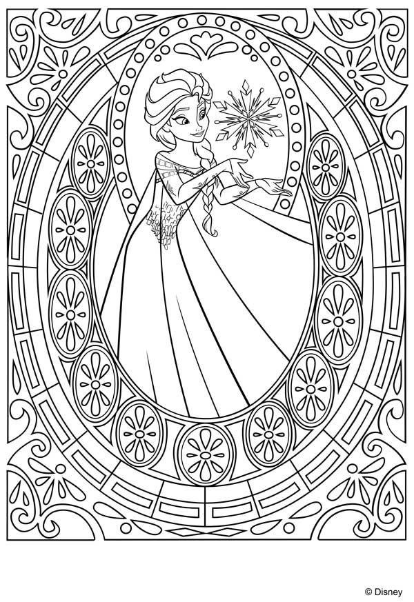 Dibujos Para Colorear De Las Princesas Disney Pequeocio Frozen Para Colorear Colorear Princesas Disney Colorear Princesas