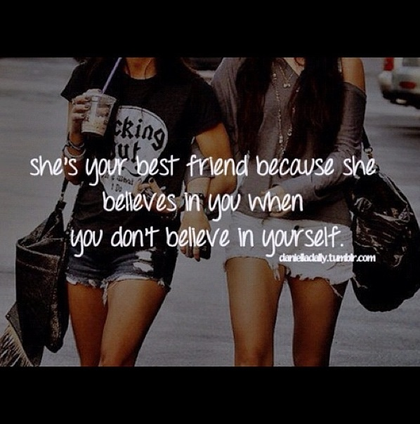 I love all my best friends they look after me like I'm their little sister sometimes it nice to have other ppl to talk to other than family I thank all u girls and guys for sticking by me even if I have just met u made friends with u in primary school or high school or even in Kindergarten thank u xx