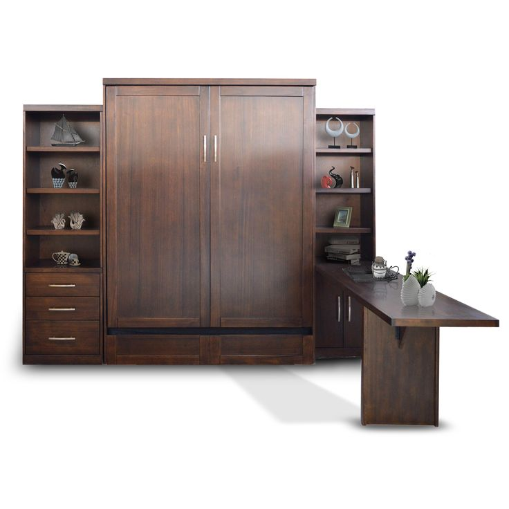 Murphy Bed Office Desk Combo : Ideas about murphy bed desk on