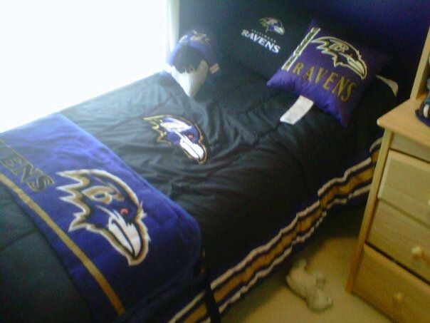 Awesome Ravens Room