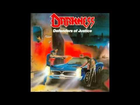 DARKNESS - Defenders of Justice - full album