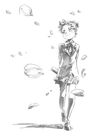 Ojamajo Doremi 16 ~ Umakoshi Yoshihiko Illustrations - Fin