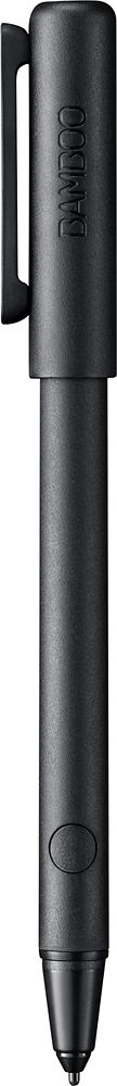 Wacom - Bamboo Smart Stylus Pen for Select Samsung Galaxy Devices - Black/Gray, CS310UK