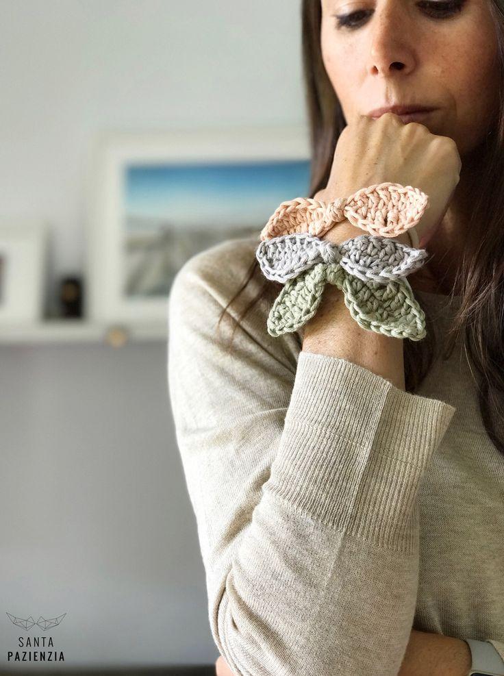 Haz tu coletero de crochet en 5 minutos | SANTA PAZIENZIA