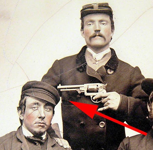 This Civil War Photo Is Both Strange And Amazing