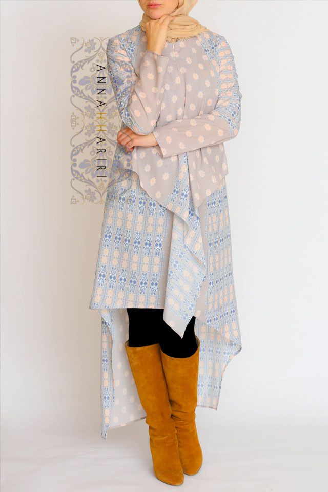 Afia Pattern Dress