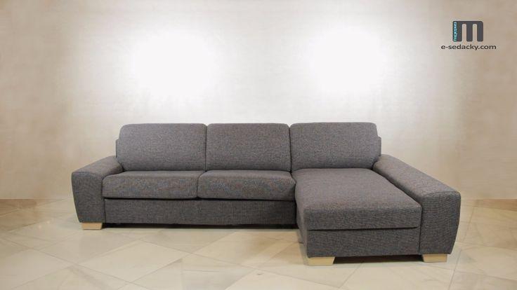Rozkládací pohovky na každodenní spaní MIAMI - e-sedacky.com