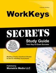 www.mo-media.com/acfw/pi/workkeys/ Our comprehensive study guide for the WorkKeys test is written by our WorkKeys test experts, who painstakingly researched the topics and the concepts that you need to know to do your best on the WorkKeys test. Our original research into the WorkKeys test reveals the specific content areas and the essential skills that are critical for you to know on the WorkKeys test. #workkeys #mometrix