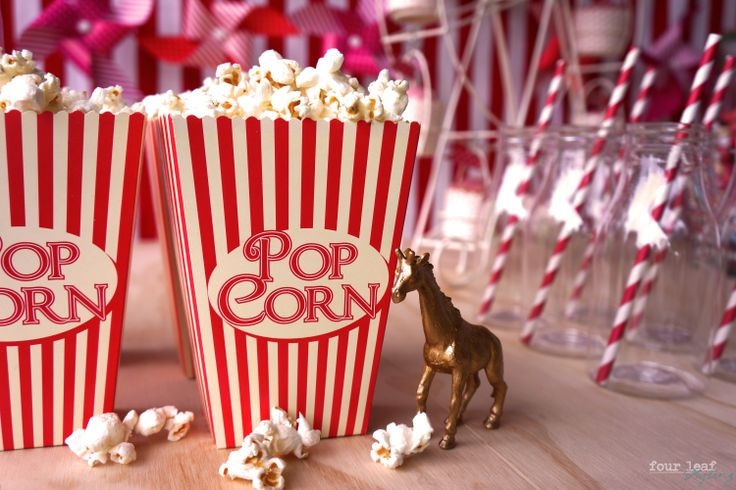 Pop corn | Four Leaf Styling