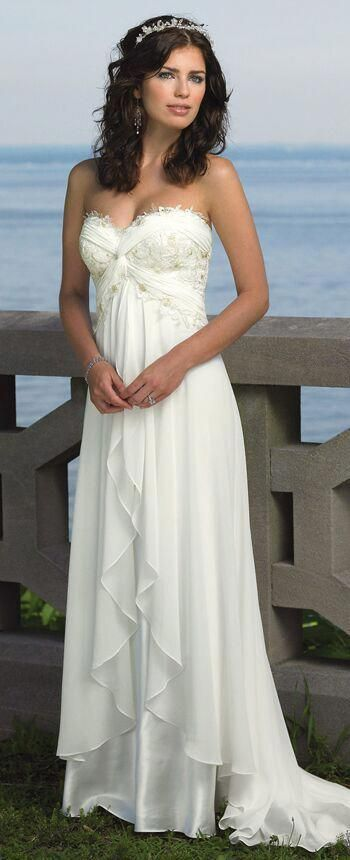 6bb6e19154 This strapless chiffon over charmeuse A-line dress features a lace trimmed  sweetheart neckline