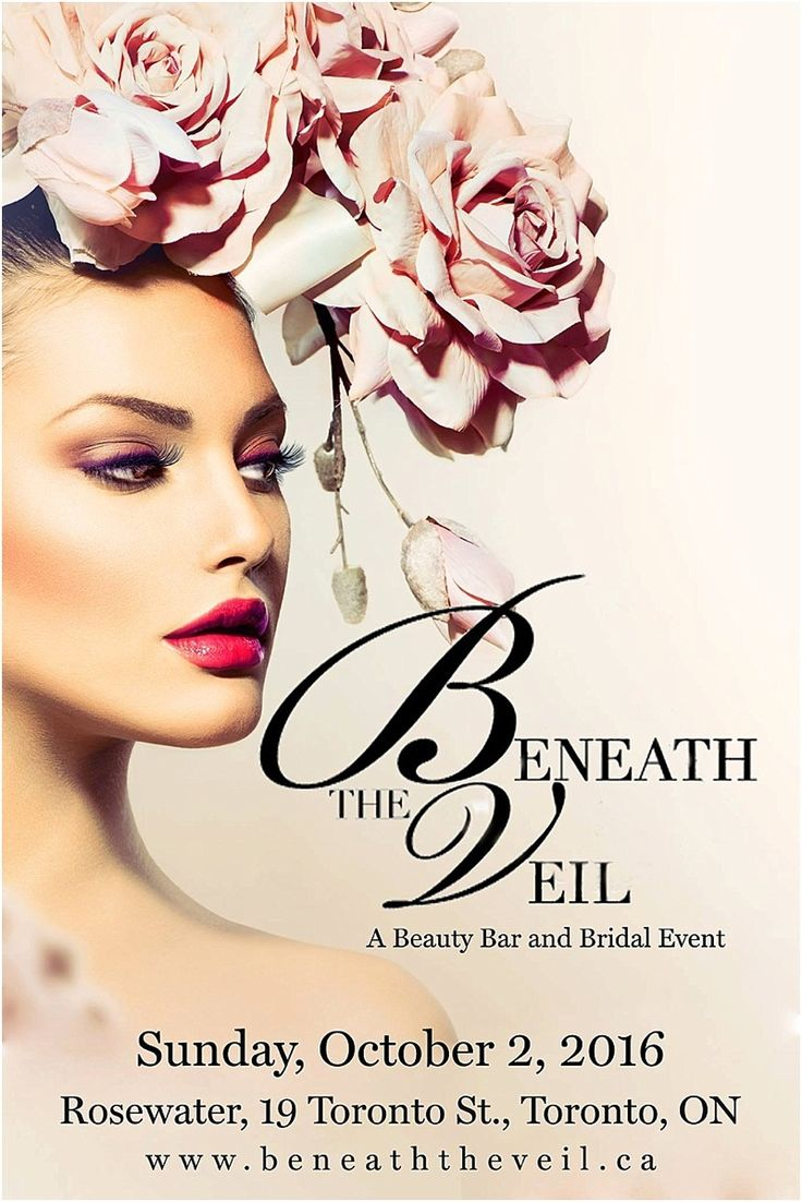 Proud to be sponsoring Beneath the Veil - Toronto Bridal Show…