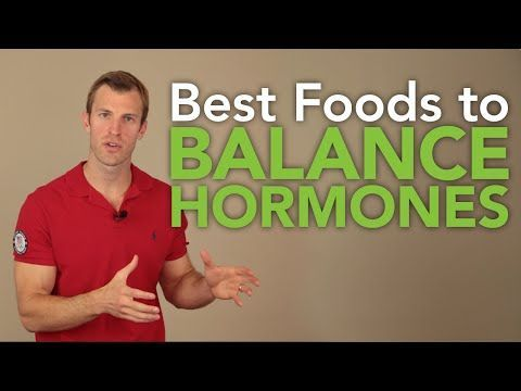 Hormone Balance with Food, Dr. Axe