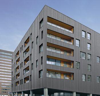 RHEINZINK Danmark A/S: Zink skaber fornyelse som komplet klimaskærm