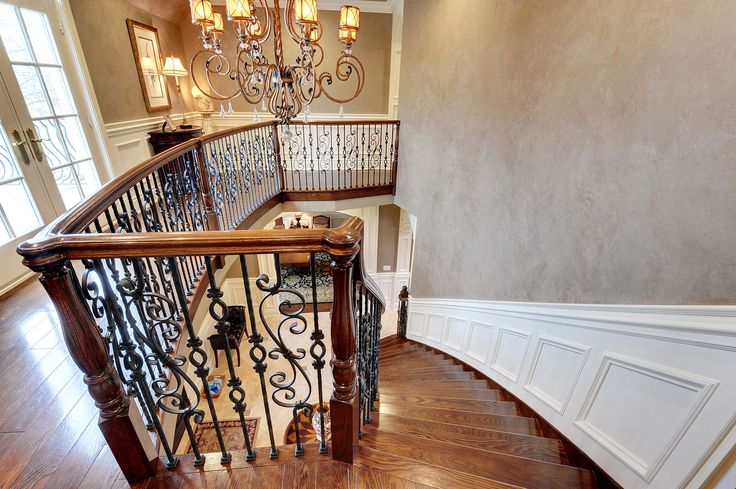 1620-Meadow-Glenview - Staircase-View - Globex Developments Custom Homes