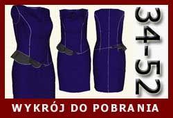Готов вырезать - асимметричные платья с воланами