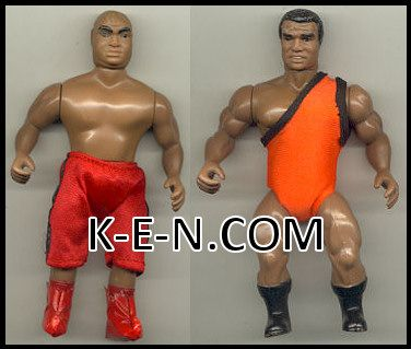 remco awa abdullah the butcher   abdullah the butcher carlos colon these extremely rare 1986 remco
