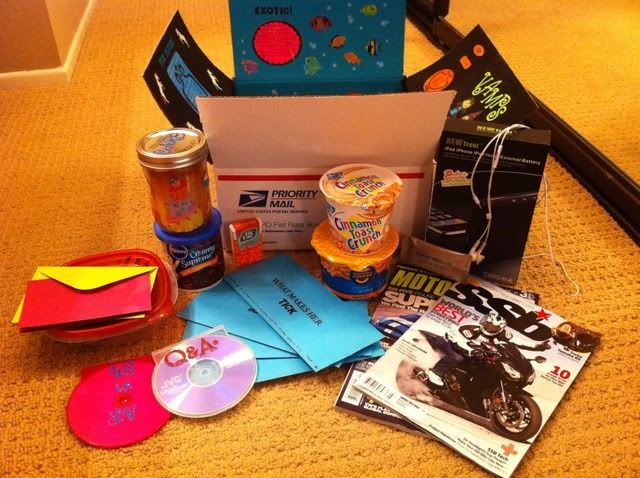 279 best deployment ideas images on pinterest deployment care the infamous me in a box care package send your deployed loved ones deployment giftsdeployment care packagesmilitary negle Choice Image