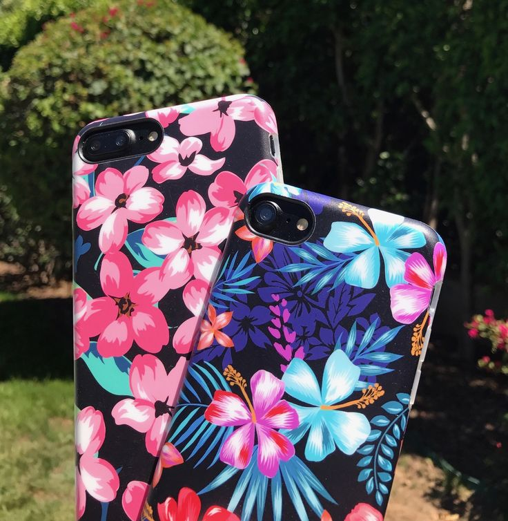 Summer in LA ☀️ Nightlily & Lilac Kiss Case for iPhone 7 & iPhone 7 Plus from Elemental Cases