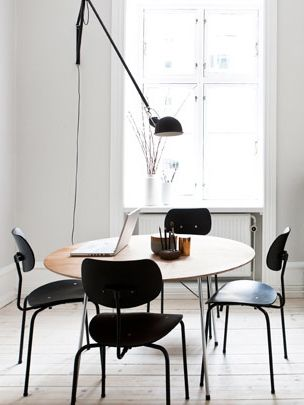 Dining room? Office? with 265 light from #Flos