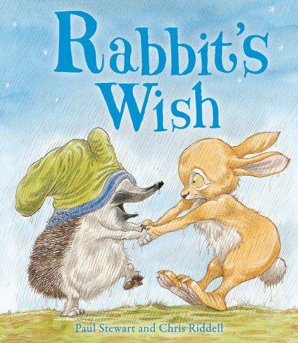 Rabbit's Wish (Rabbit and Hedgehog) Price:$0.15