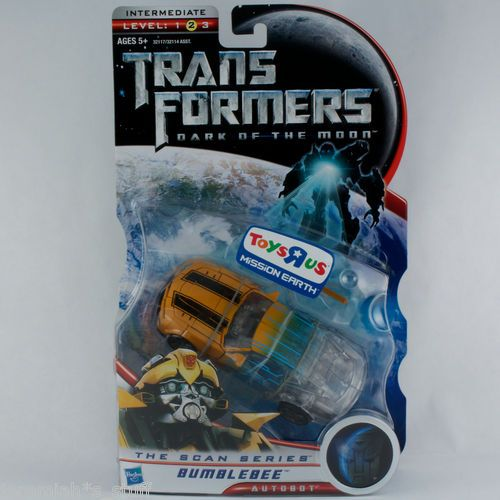 Transformers BUMBLEBEE Toys R Us exclusive Scan Series DOTM deluxe class - MOMC