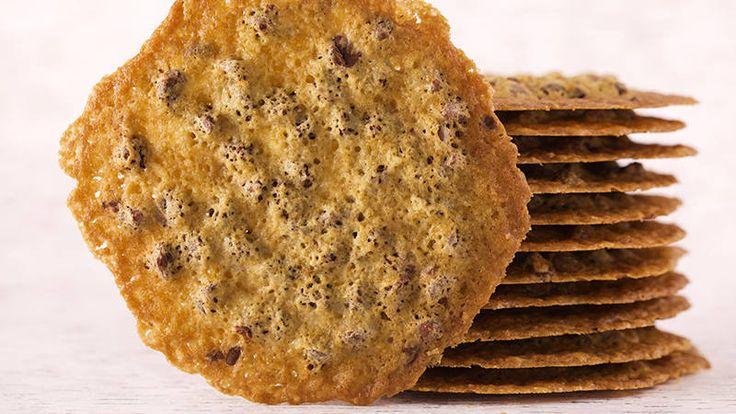 Duff Goldman likes his cookies thin and crispy. Do you?