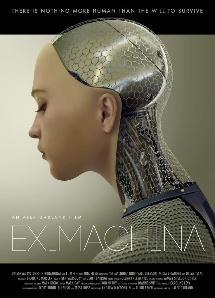 Ex Machina - Brian Taylor ----