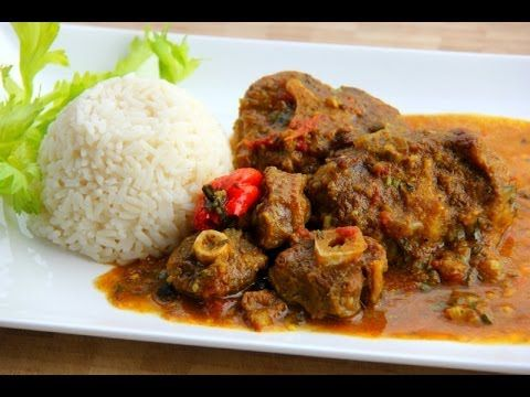 The Ultimate Curry Oxtail Recipe.  | CaribbeanPot.com