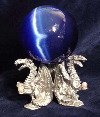 130 Best Gazing Balls Images On Pinterest Glass Art