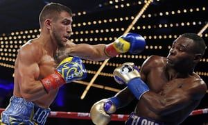 Vasyl Lomachenko tends to make Guillermo Rigondeaux stop in a lot-fancied bout