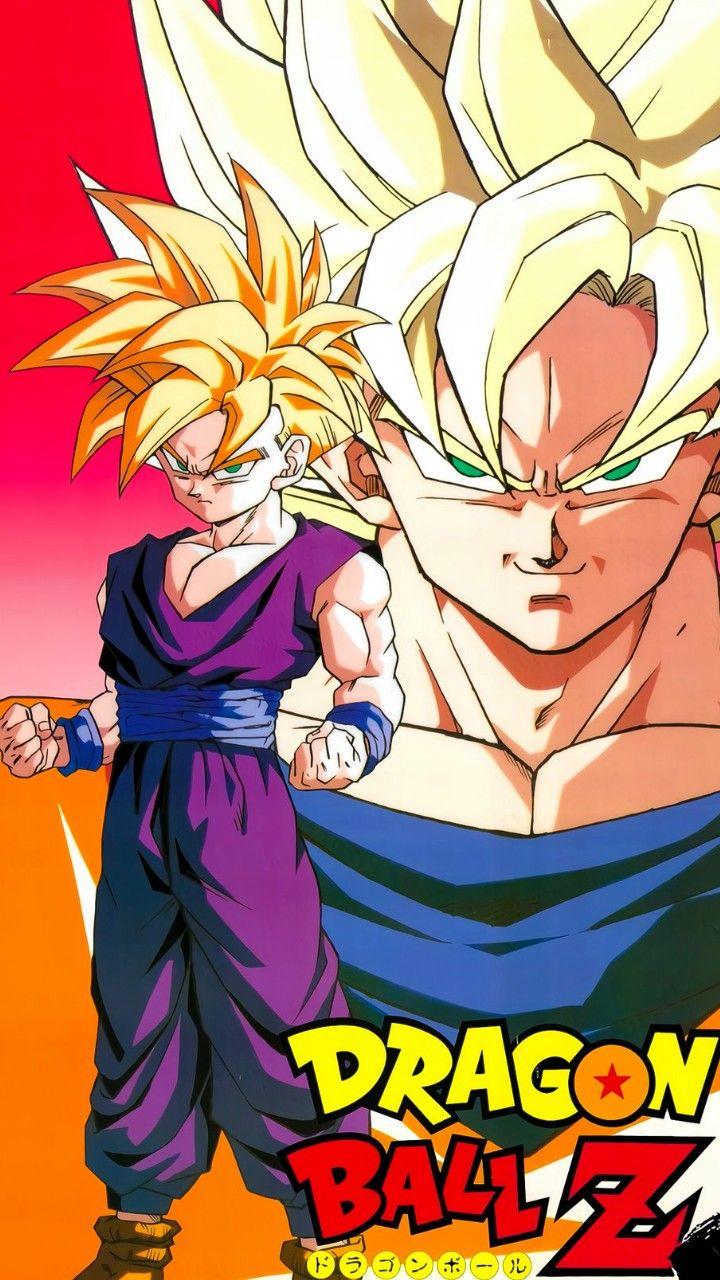 Gohan Goku Dragon Ball Art Dragon Ball Super Artwork Dragon Ball Artwork