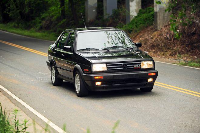 Collectible Classic: 1990-1992 Volkswagen Jetta GLI