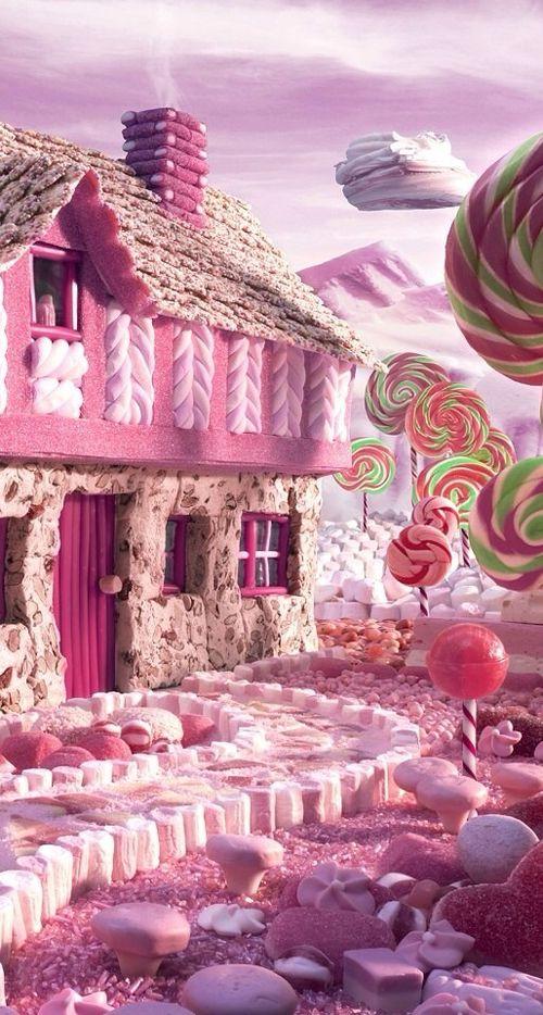 Candy World:)   Crafts   Pinterest