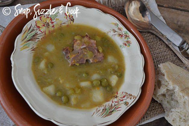 Smokey Pea Soup
