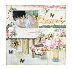 kaisercraft oh so lovely layout - Google Search
