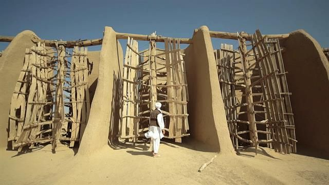 An ancient cultural site is in danger of falling into disrepair.