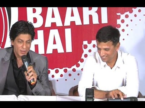 Shahrukh Khan and Rahul Dravid graced opening ceremony of  University Cricket Championship(UCC) . Shankar and Ehsaan also sang the UCC anthem and enthralled the spectators.  For the latest events, news and updates in Bollywood, log on and subscribe to http://www.YouTube.com/Live9Tv