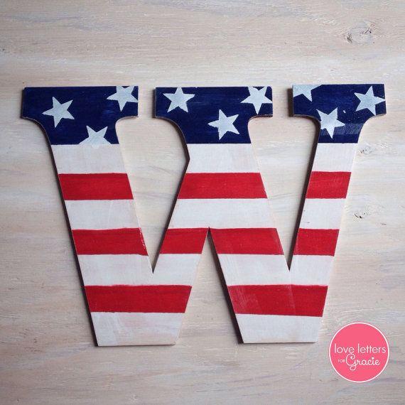 """12"""" FLAG Monogram SALE!"""