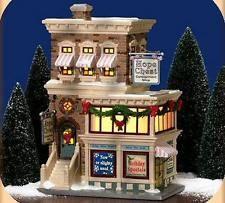 Department 56 Snow Village HOPE CHEST CONSIGNMENT SHOP 55367 BNIB Retired Dealer