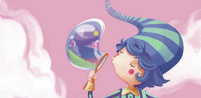 Ilustración Digital de Ibi Díaz