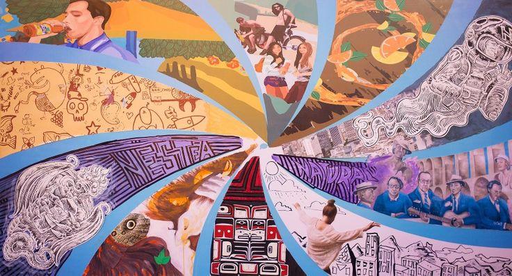 Locul II in competitia de arta urbana http://www.mariusmatache.ro/stiinta-arta-chef-de-drum/