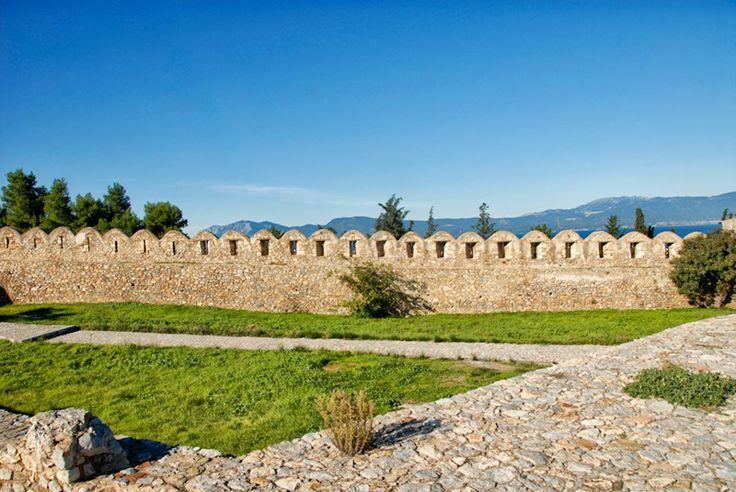 Karababa Castle #Chalkis