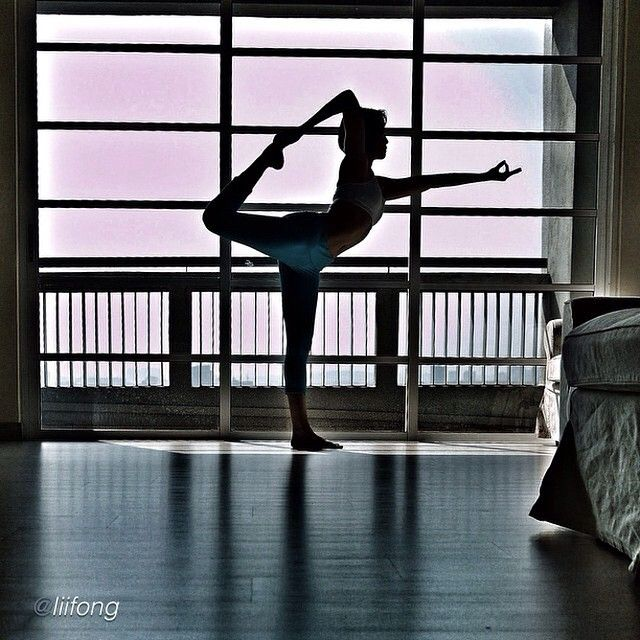 The most stunning #yoga photos on Instagram.
