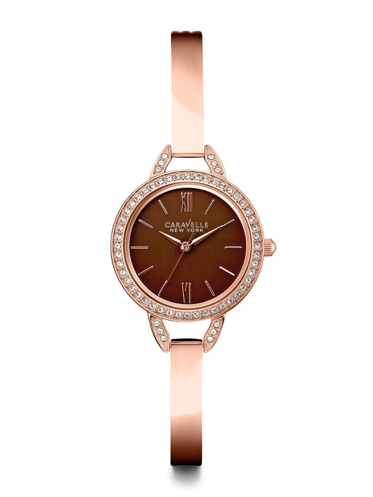 Caravelle new york women 39 s 44l134 watch retail price 120 in stock watches are 30 off for Retail price watches