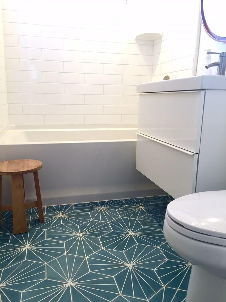 Creative Of Mid Century Modern Bathroom Tile And Best 20