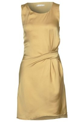 Fodralklänningar - Guld