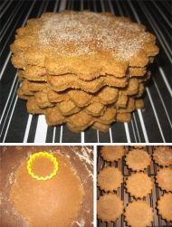 Recept na grahamové sušenky