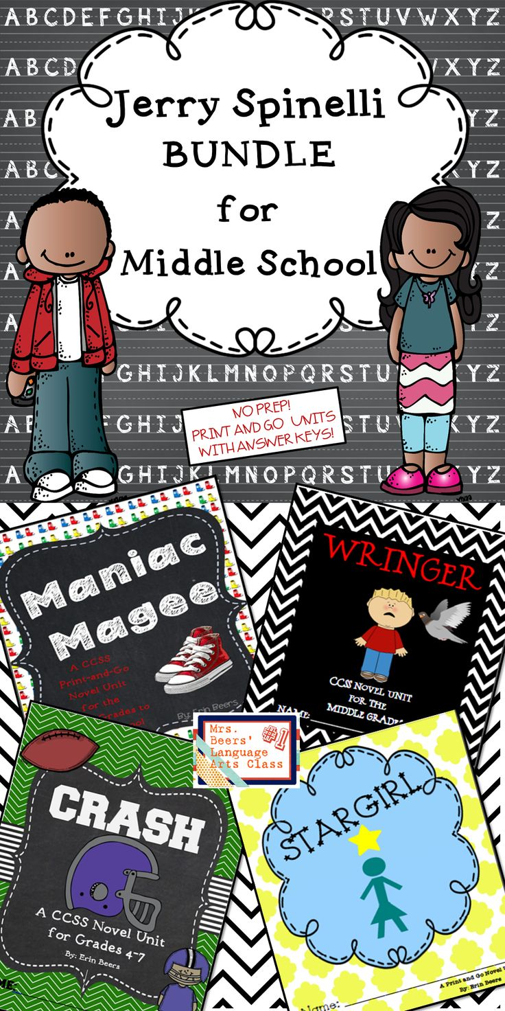 Maniac Magee answers?