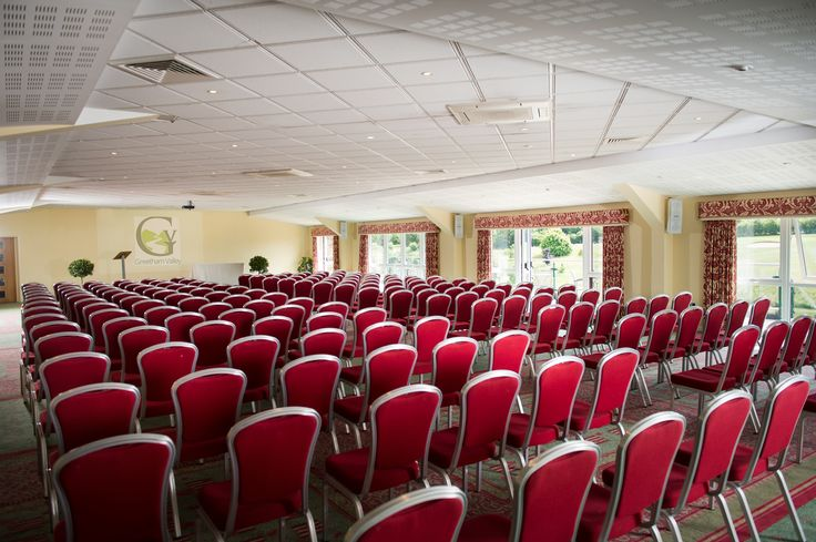 Our Rutland Suite seats up to 300 delegates theatre style.